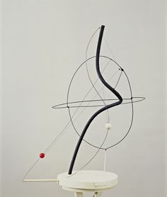 calder thread sculpture - Google Search