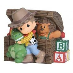 Precious Moments Disney Toy Story Musical Figurine #143102