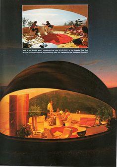 Bubble House - 1972