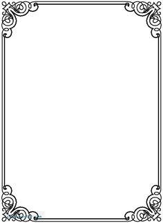 fancy borders for word documents - Seivo ... - ClipArt Best ...