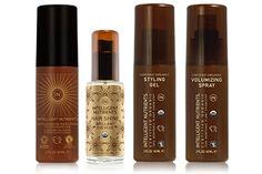 Organic Hair Care, hair spray, volumizing foam and styling, etc - Intelligent Nutrients