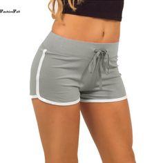 Women s Hot Short Pants Shorts Workout Waistband Summer Fitness Shorts X17   shorts  sexy   3196e5c5585