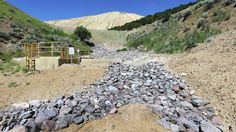 Utah mining mogul to give face lift to mountainside. Making it both pretty and water saving friendly