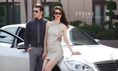 A range of luxury style-wear encompassing fashion formals and smart casuals, aimed at men of discernment.. callino.com