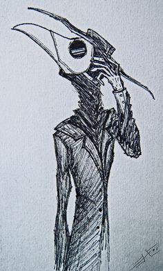 Another Plague Doctor by General-Grievous14 on deviantART