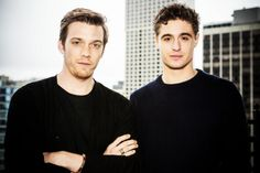 Jake Abel & Max Irons