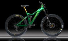 Lenz Sport :: The best full-suspension mountain bikes :: Behemoth