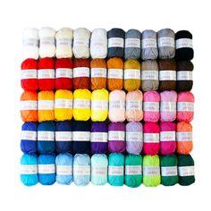 phildar coton 3 kleurenkaart - Google zoeken