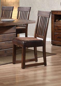 Maverick Upholstered Side Chair