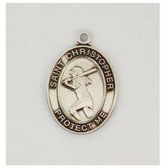 Girls Softball/St. Christopher Medal