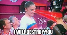 Summer Olympics, Day 10: Mustafina Gets Her Precious, Horses Have a Jump-Off, and One Man Sports Wood for Gold   Blogs   Vanity Fair