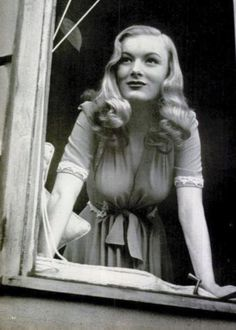 Veronica Lake, used as inspiration for Roger Rabbits girlfriend.