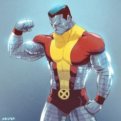 Colossus By Eric Meister