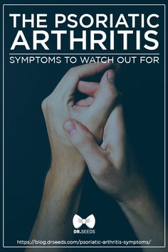 Knowing the different psoriatic arthritis symptoms will help you properly and immediately address them. In this article: Pain and Discomfort Inflammation of the Joints Stiffness and Reduced Range… Psoriatic Arthritis Symptoms, Spinal Arthritis, Signs Of Arthritis, Reactive Arthritis, Yoga For Arthritis, Psoriasis Arthritis, Arthritis Diet, Psoriasis Remedies, Health