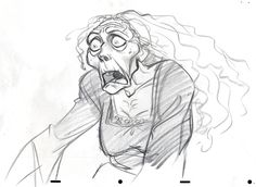 """Mother Gothel in """"Tangled"""""""