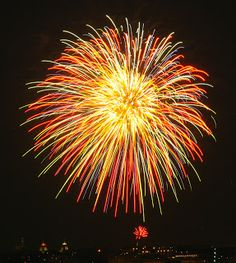 Fireworks all year long on the SMARTBoard!