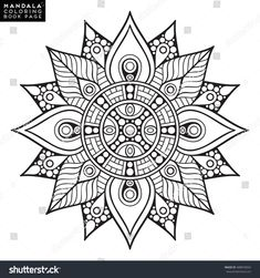 stock-vector-flower-mandala-vintage-decorative-elements-oriental-pattern-vector-illustration-islam-arabic-488818054.jpg 1,500×1,600 pixels