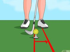 How to Swing a Golf Club. Although golf can be difficult while you're still learning proper technique, the game can be very enjoyable as you master your skills. One aspect that makes golf challenging is that even small details can have a. Golf Club Sets, Golf Clubs, Golf Basics, Golf Instructors, Volleyball Tips, Golf Putting Tips, Woods Golf, Club Face