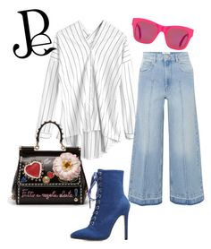 """Perfect stylish look"" by irini-stam on Polyvore featuring Étoile Isabel Marant, STELLA McCARTNEY and Dolce&Gabbana"