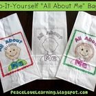 All About Me bags are a great way for your students to get to know each other in the beginning of the year. The kids bring them home and fill them ...