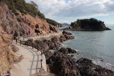 【広島県 仙酔島の大自然を堪能できる自然探検エコツアー】地元ガイドが、自然豊かな仙酔島の五色の岩や海食門などの名所を案内します。 仙酔島は、瀬戸内海国立公園のため、自然公園法に基づいて管理されており、美しい自然が保たれています。 仙酔島自然探検エコツアーに参加し、自然が織り成す癒しを受けてみてはいかがでしょうか。(要予約)【問い合わせ先】国民宿舎仙酔島 084-970-5050 #Hiroshima_Japan #Setouchi http://www.tomonoura.co.jp/sen/02enjoy4.html