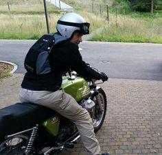 Time for a ride #guzzi #v7sport #motoofficina #motoguzzi #italianmotorcycle