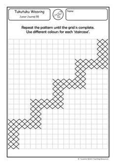 New Zealand Reading – Junior Journal 55 - Activity Worksheets Pattern Worksheet, Classroom Environment, Activity Sheets, Worksheets For Kids, Teaching Kids, Kiwi, Mathematics, Save Yourself, New Zealand