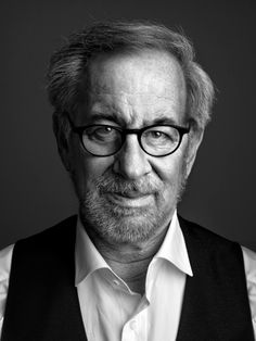 Steven Spielberg (1946) - American film director, screenwriter, producer, and business magnate. Photo Marco Grob