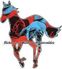 deftones white pony and sef titled album cover. tattoo idea