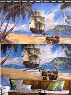 Image from http://www.wallstickeroutlet.com/Images/york-beach-pirate-ship-mural-2.jpg.