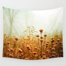 Daybreak In The Meadow Wall Tapestry