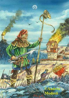 Peasant Rebel, German Peasants' War, 1525