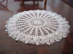 Free Crochet Pattern Oval Eye : Doilies on Pinterest Doily Patterns, Crochet Doilies and ...