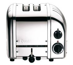"""""""Toaster OBE,"""" as my friend calls it. Dualit."""