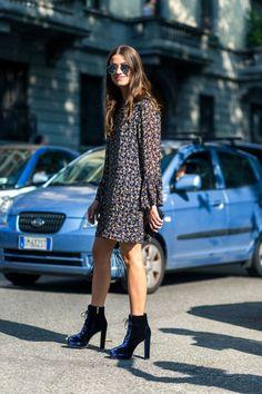 40 Ways to Wear Ankle Boots  - HarpersBAZAAR.com