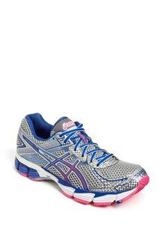 ASICS® 'GT-1000™ 2' Running Shoe Lightning/Dazzling Blue/Hot Pink- My new running shoes. <3