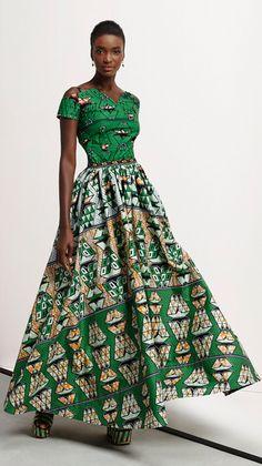 Vlisco V-Inspired ~African fashion, Ankara, kitenge, African women dresses, African prints, African men's fashion, Nigerian style, Ghanaian fashion ~DKK