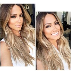 Lighter Ombre for Spring and Summer
