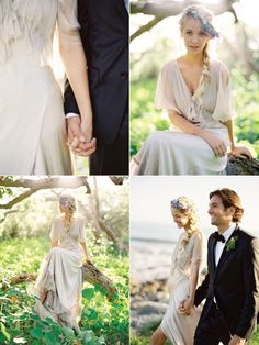 Oh my heavens. Fairy-esque perfection... #bride #groom #wedding