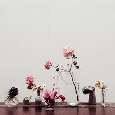 Meet the Florist Shaking Up London With Her Minimalist Arrangements