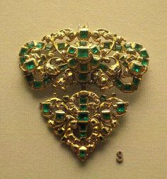 Jewelles of the Inquisition and religions Confraternities,Spanich 17th cent