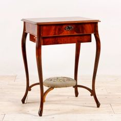 Antique Sewing Table, c.1910