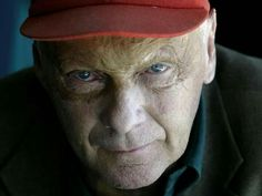 """""""A lot of people criticize Formula 1 as an unnecessary risk. But what would life be like if we only did what is necessary?"""" (Niki Lauda). (ph: formula1.com)"""