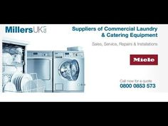 Miller UK Ltd is a Miele Professional Partner and has been supplying the North West Of The UK with commercial Laundry and Catering Equipment for the past 27 years