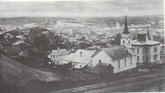 1860 view of Grand Rapids