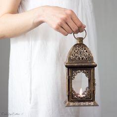 Vintage marokkanischen Kerze Laterne Herz von Open Vintage Shutters auf DaWanda.com