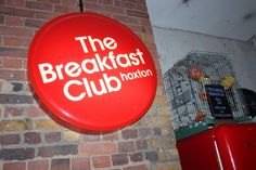 The Breakfast Club is a must visit  in London for foodies!