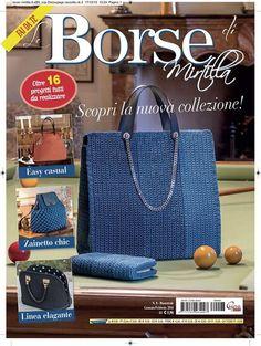 purses Best 27 imagesBagsCrochet Borse Le di Mirtilla rxoBeCdW