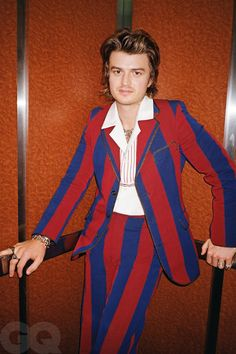 Joe Keery on Turning Down Hair Money and Leveling Up to Movie Stardom