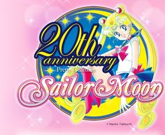Sailor Moons 20th Anniversary is happening in Japan!!!